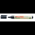 Edding 22 EcoLine permanent marker Chisel tip Black