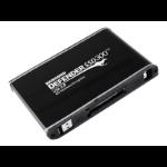 Kanguru KDH3B-300F-480S external solid state drive 480 GB Black