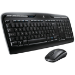 Logitech MK330 teclado RF Wireless QWERTY Inglés Black