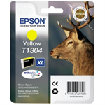 Epson C13T13044022 (T1304) Ink cartridge yellow, 855 pages, 10ml