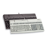Cherry MultiBoard G80-8200 PS/2 PS/2 Black keyboard