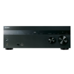 Sony STR-DH750 AV receiver