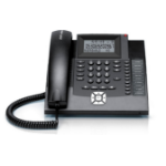 Auerswald COMfortel 600 Analog telephone Caller ID Black