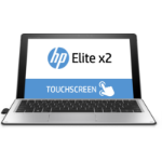 "HP Elite x2 1012 G2 Zilver Hybride (2-in-1) 31,2 cm (12.3"") 2736 x 1824 Pixels Touchscreen Zevende generatie Intel® Core™ i3 4 GB LPDDR3-SDRAM 128 GB SSD Windows 10 Pro"