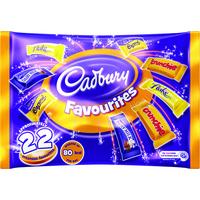 Cadbury S HEROES VARIETY BAG