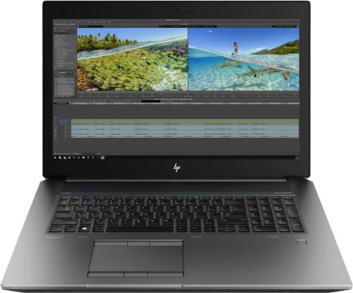 "HP ZBook 17 G6 Silver Mobile workstation 43.9 cm (17.3"") 1920 x 1080 pixels 9th gen Intel® Core™ i7 32 GB DDR4-SDRAM 512 GB SSD NVIDIA Quadro RTX 3000 Wi-Fi 6 (802.11ax) Windows 10 Pro"