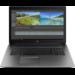 """HP ZBook 17 G6 Mobiel werkstation Zilver 43,9 cm (17.3"""") 1920 x 1080 Pixels Intel® 9de generatie Core™ i7 32 GB DDR4-SDRAM 512 GB SSD NVIDIA Quadro RTX 3000 Wi-Fi 6 (802.11ax) Windows 10 Pro"""