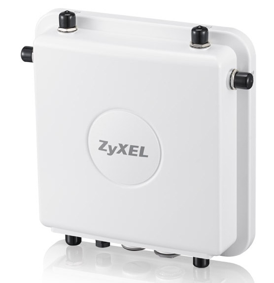 ZyXEL WAC6553D-E 900Mbit/s Power over Ethernet (PoE) White WLAN access point