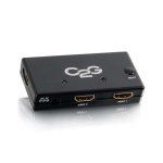 C2G 89050 interruptor de video HDMI