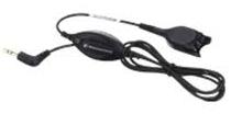 Sennheiser CALC 01 telephony cable 1 m Black