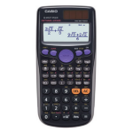 Casio FX-85GTPLUS Pocket Scientific calculator Black