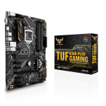 ASUS TUF B360-PLUS GAMING LGA 1151 (Socket H4) Intel® B360 ATX