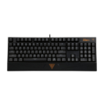 GAMDIAS GKB1000 USB Black keyboard