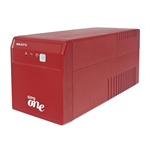Salicru SPS.900.One Line-Interactive 900VA Compact Red uninterruptible power supply (UPS)
