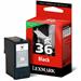 Lexmark 18C2130BL (36) Printhead black, 175 pages