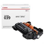 Canon 0287C001 (039) Toner black, 11K pages
