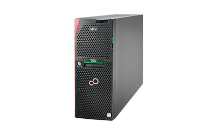 Fujitsu PRIMERGY TX2550 M4 2.1GHz 4116 800W Tower (4U) server
