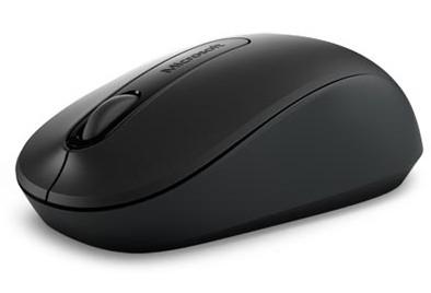 Microsoft Wireless Mouse 900 RF Wireless+USB Optical Ambidextrous Black mice