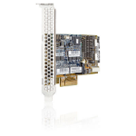 Hewlett Packard Enterprise SmartArray P420/2GB FBWC 6Gb 2-ports Int SAS Controller PCI Express x8 6Gbit/s RAID controller