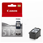 Canon 2969B009 (PG-512) Printhead black, 401 pages, 15ml