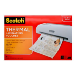 Scotch TP3856-25 laminator pouch 25 pc(s)
