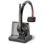 Plantronics Savi W8210/A, UC Headset Head-band Black,Grey
