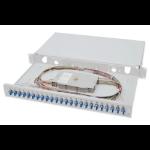 Digitus Fiber Optic Splice Box, Equipped, LC, OS2