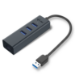 i-tec Metal USB 3.0 HUB 3 Port + Gigabit Ethernet Adapter
