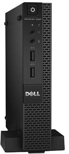 DELL 482-BBBR CPU holder Desk stand CPU holder Black