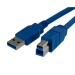 StarTech.com 3 ft SuperSpeed USB 3.0 Cable A to B - M/M