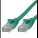 Microconnect UTP cat6 10m 10m Green