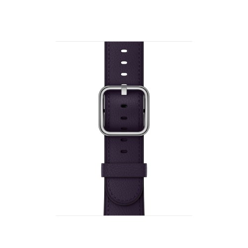 Apple MQV12ZM/A Band Aubergine Leather