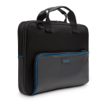 "Targus TED016GL notebook case 33.8 cm (13.3"") Briefcase Black,Grey"