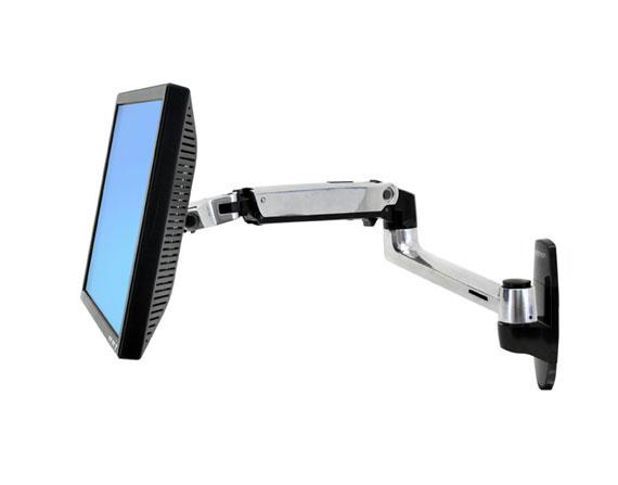 "Ergotron LX Wall Mount LCD Arm 81,3 cm (32"") Negro"