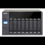 QNAP TS-831X Tower Ethernet LAN Black