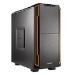 be quiet! Silent Base 600 Midi ATX Tower Orange,Black