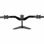 "Amer AMR3S flat panel desk mount 61 cm (24"") Freestanding Black"