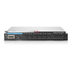 Hewlett Packard Enterprise ProCurve 6120XG Blade Switch for Integrity Servers