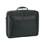 "Targus CN317 18.4"" Briefcase Black notebook case"
