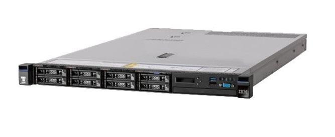 Lenovo System x3550 M5 2.2GHz E5-2630V4 750W Rack (1U) server