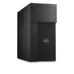 DELL Precision T3620 3.5GHz E3-1245V5 Mini Tower Black Workstation