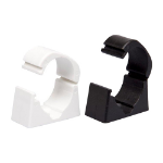 Cablenet 25mm Hinged Conduit Clip