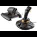 Thrustmaster T.16000M FCS Hotas Joystick Mac,PC Analogue / Digital USB Black,Orange