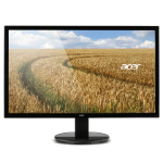 "Acer K2 K202HQL 19.5"" TN+Film Black computer monitor"