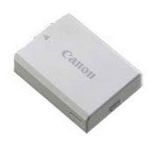 Canon LP-E5 Lithium-Ion (Li-Ion) 1080mAh rechargeable battery