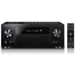Pioneer VSX-832 80W 5.1channels Surround 3D Black AV receiver