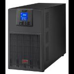APC SRV3KI Unterbrechungsfreie Stromversorgung UPS Doppelwandler (Online) 3000 VA 2400 W 6 AC-Ausgänge