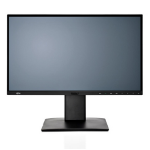 "Fujitsu P27-8 TS Pro 27"" Wide Quad HD IPS Black Flat computer monitor"