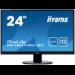 "iiyama ProLite X2483HSU-B3 LED display 60.5 cm (23.8"") Full HD Flat Matt Black"