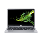 "Acer Aspire 5 A515-55-58VN Notebook 39.6 cm (15.6"") 1920 x 1080 pixels 10th gen Intel® Core™ i5 8 GB DDR4-SDRAM 256 GB SSD Wi-Fi 6 (802.11ax) Windows 10 Home Silver"